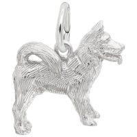 Akita Dog Charm