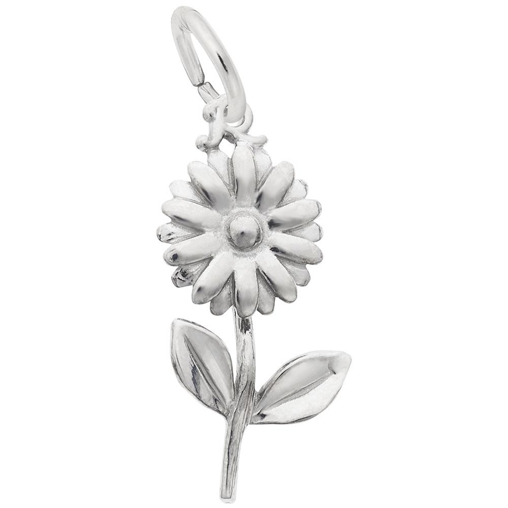 Daisy Flower Charm