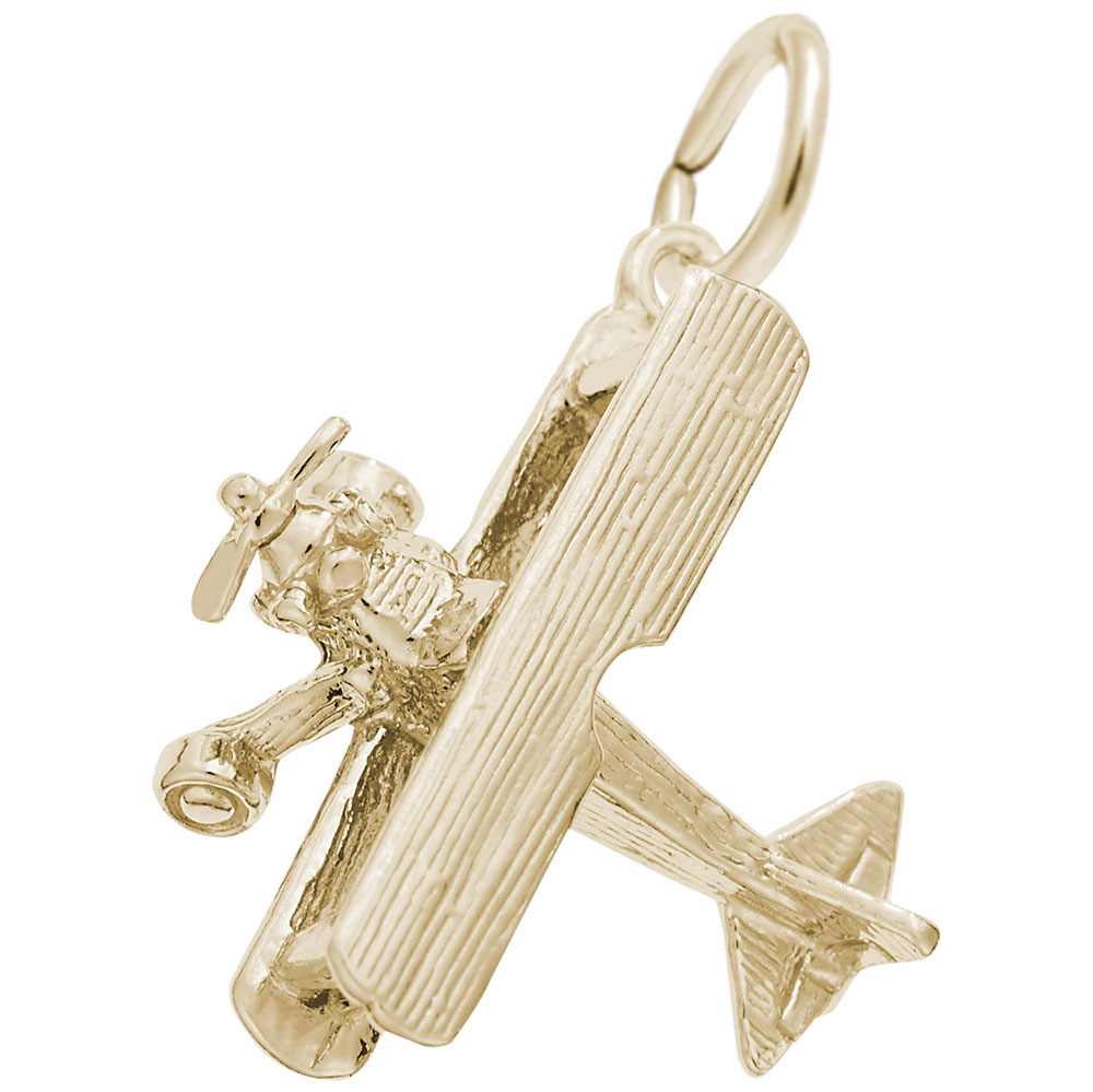 Rembrandt Charms Propeller Charm Charms for Bracelets and Necklaces