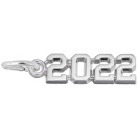 '2022' Charm